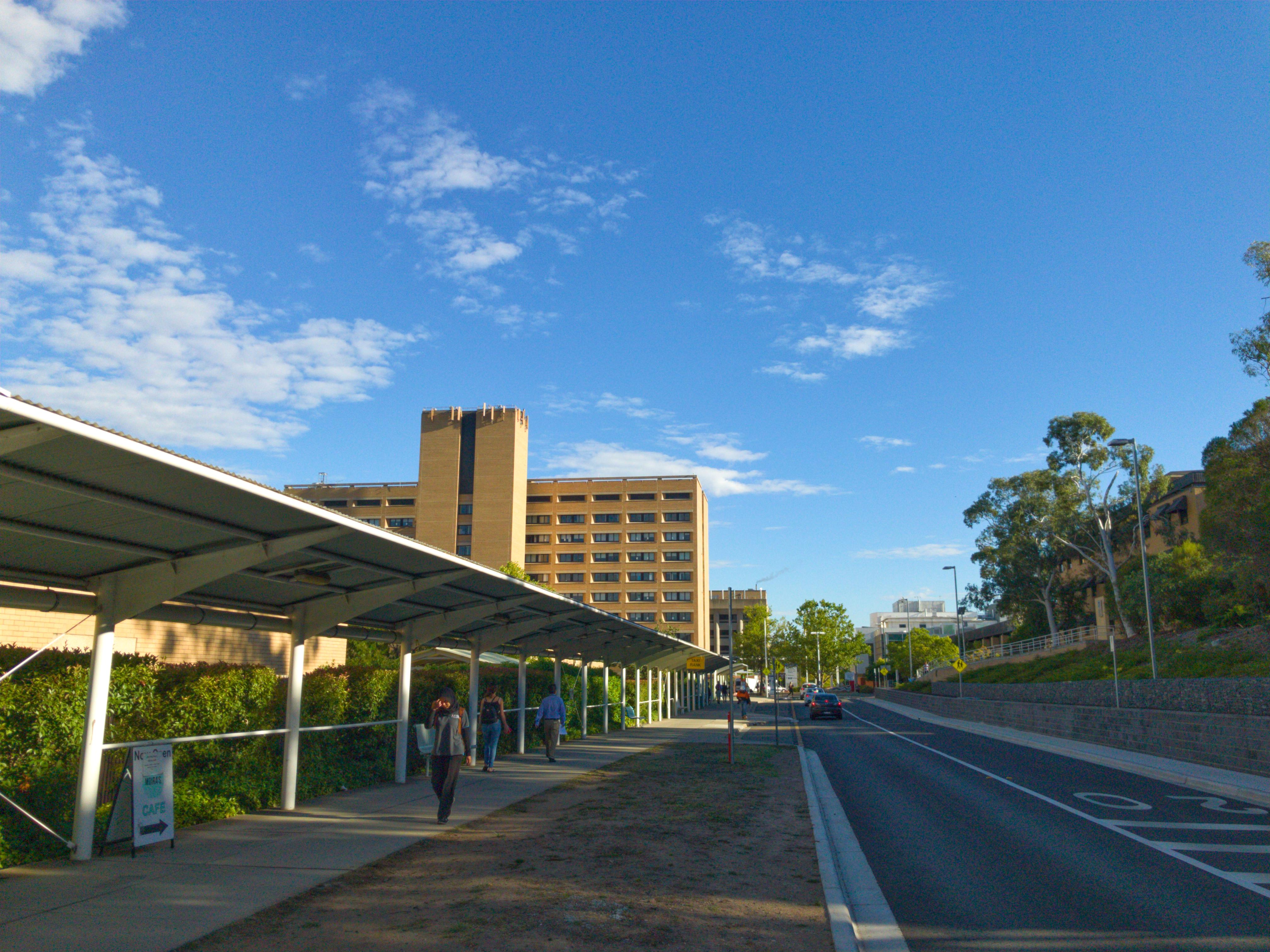 The Canberra Hospital Friday 2017-02-17 Gary Lum