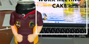 No calories in work meeting food Gary Lum