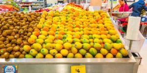 Kensington Pride mangoes in August in Canberra Gary Lum